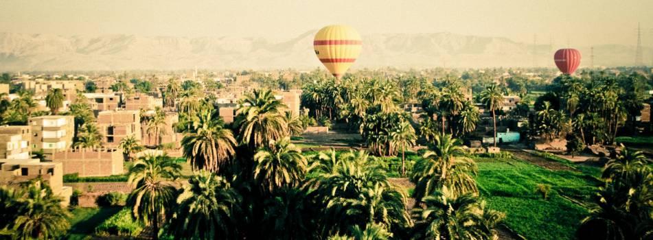 Balloon Aircraft Sky #10800