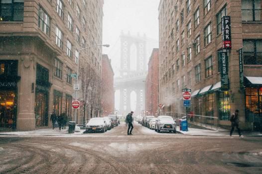 Street Road City Free Photo