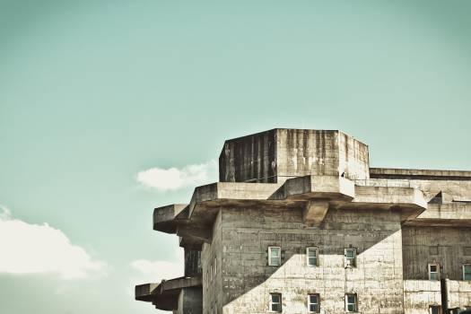 Architecture Building Sky #10831