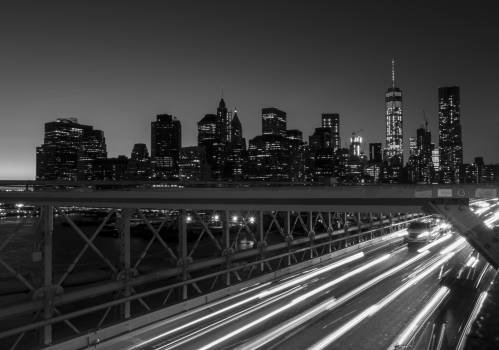 City Cityscape Manhattan #10871