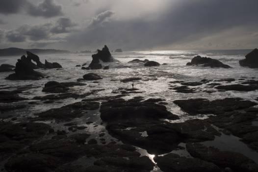 Ocean Sea Beach #10880