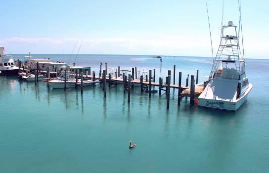 Marina Boat Sea #108867