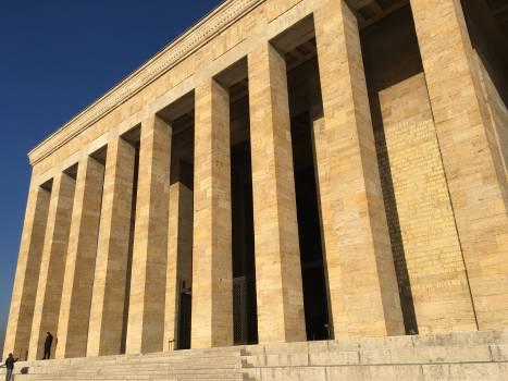 Column Architecture Building #108907
