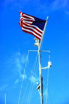 Flagpole Staff Stick #109062