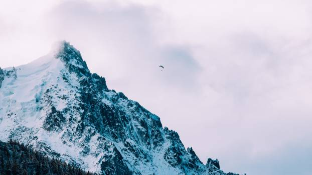 Mountain Snow Mountains #10906
