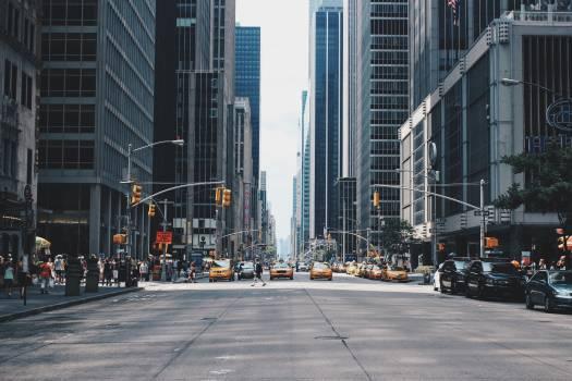 City Architecture Cityscape Free Photo