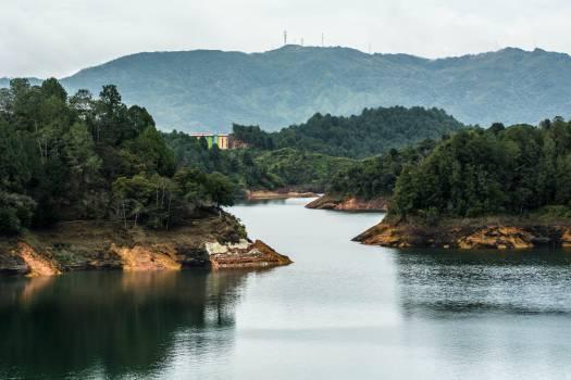 Water Landscape Sky #10917