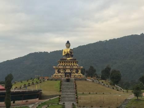Stupa Shrine Building #109197
