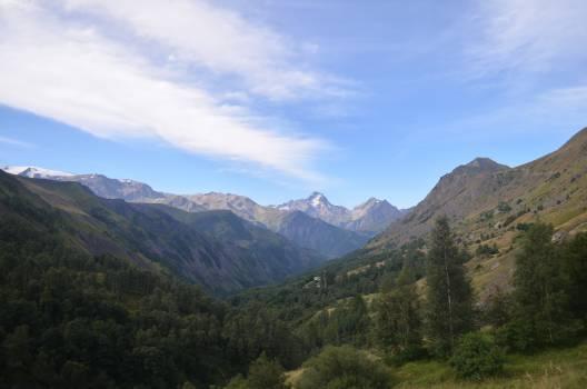 Mountain Valley Landscape #10920