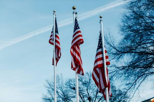Flag Flagpole Staff Free Photo