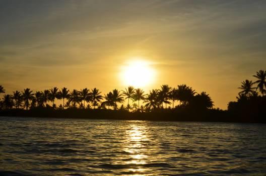 Sun Sunset Star #10937