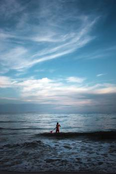 Ocean Sea Water #10993
