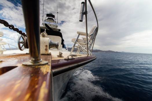 Water Fisherman Sea #11001
