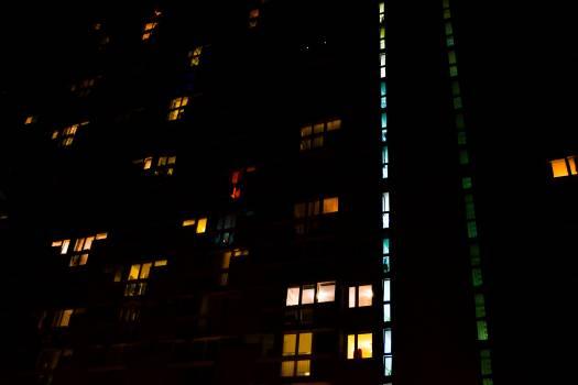 City Light Lights Free Photo