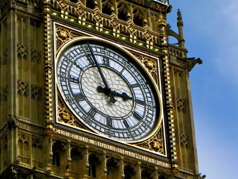 Timepiece Clock Measuring instrument #11026
