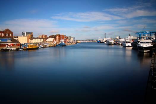 City Marina Water #110405