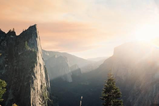 Mountain Landscape Sky #11045