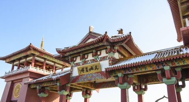 Temple Architecture Building #110624