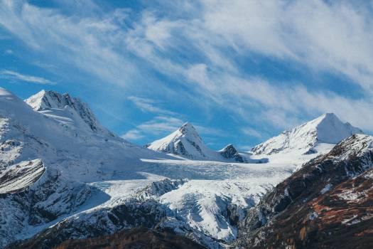 Glacier Mountain Snow #11065