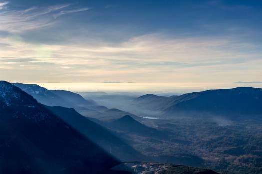 Mountain Mountains Landscape #11078