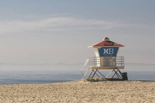 Beach Sea Sky #11115