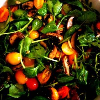 Pepper Salad Food Free Photo