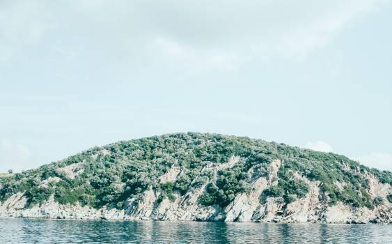 Landscape Sea Water #11124