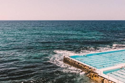 Ocean Sea Water #11128