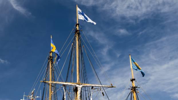 Vessel Sail Ship Free Photo
