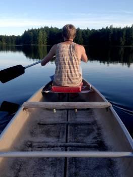 Paddle Oar Water #11157