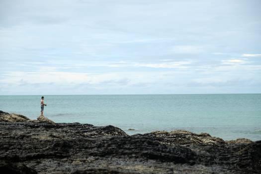 Ocean Sea Shoreline #11204