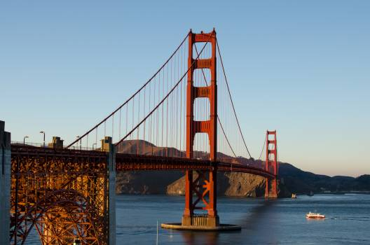 Bridge Pier Structure Free Photo