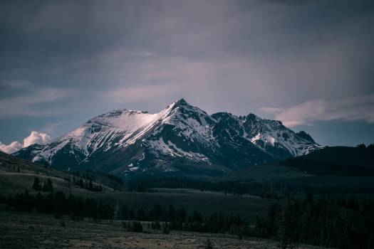 Mountain Range Landscape #11225
