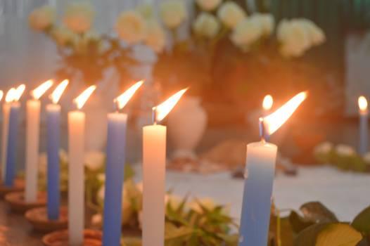 Candle Source of illumination Flame Free Photo