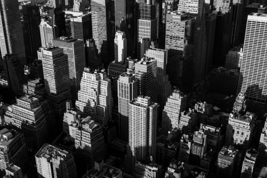 City Skyscraper Building #11253
