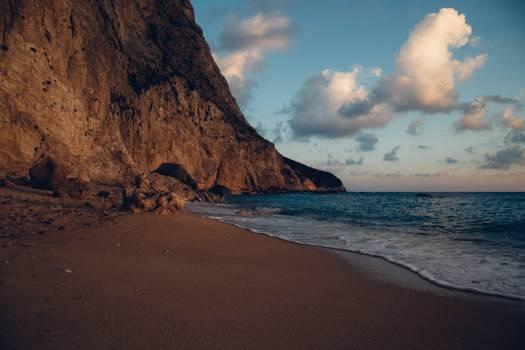 Beach Shore Ocean #11270