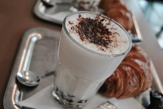 Cocoa Cappuccino Coffee Free Photo