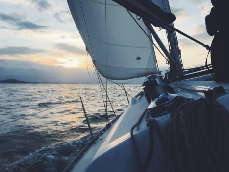 Boat Yacht Sea Free Photo