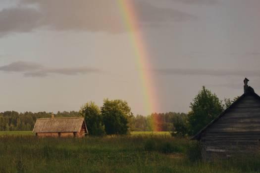 Rainbow Bow Sky #113179