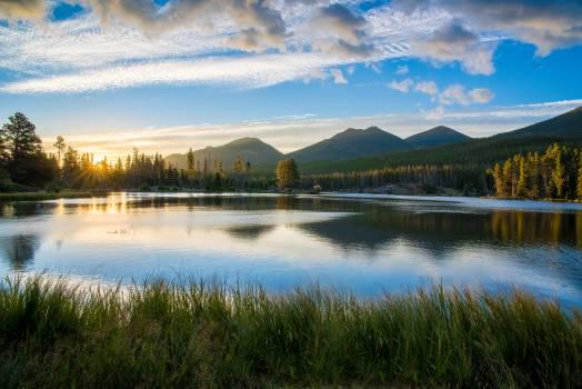 Water Landscape Sky #11342