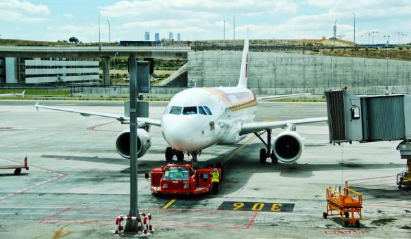 Airplane Aircraft Jet #11348