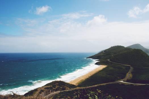 Beach Ocean Sea #11392