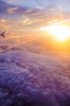 Sky Sun Clouds #11394