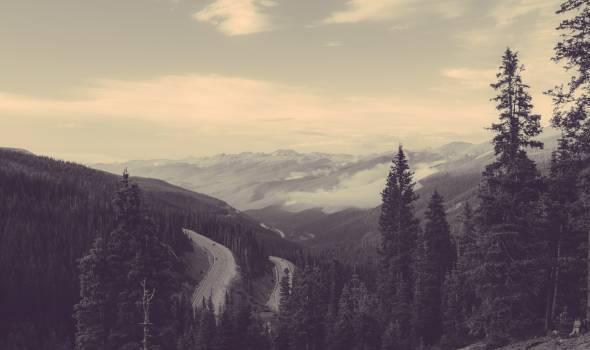 Mountain Landscape Mountains #11397