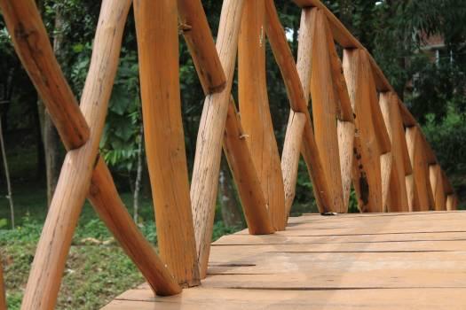 Bark Brown Wood #114046