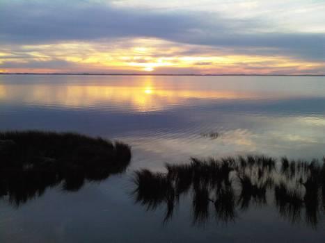 Sky Shore Water #114357