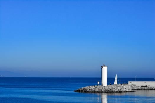Sky Sea Water #11440