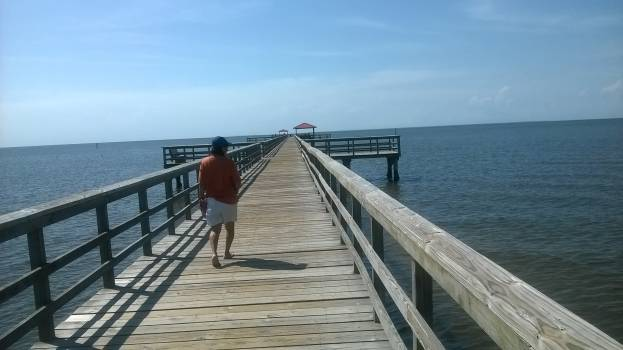 Pier Support Bridge #114458