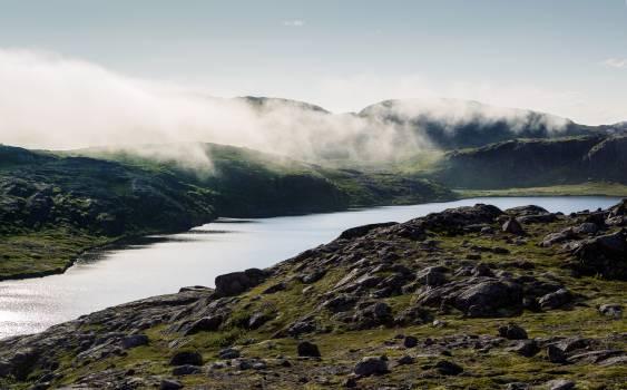 Mountain Highland Landscape #11497