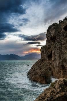Sea Rock Ocean #11519